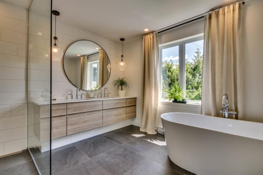 Réalisations Salles de bains - Rochon